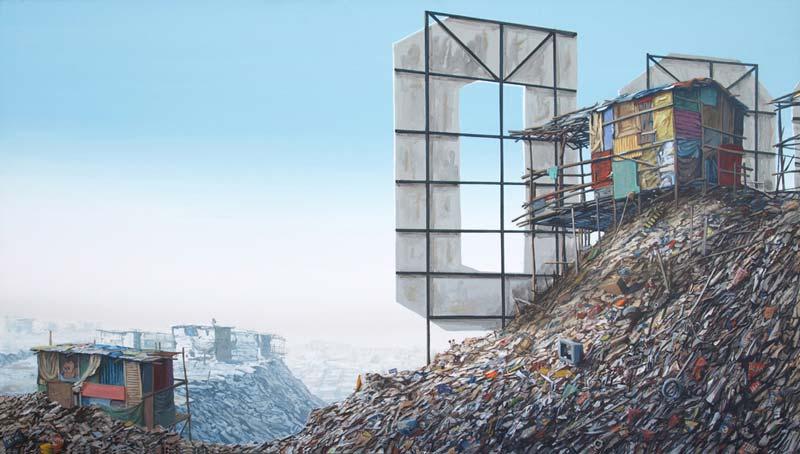 Distopia e Favelas