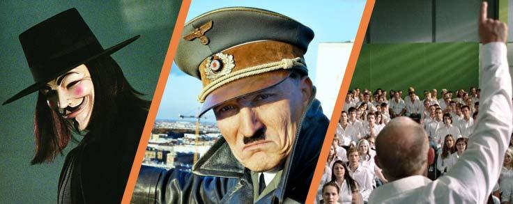 Releituras que fazem pensar sobre o autoritarismo.